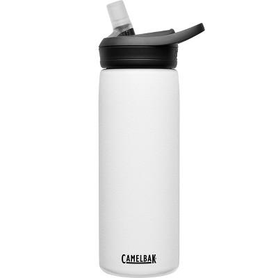 CamelBak Eddy+ 20oz Vacuum Insulated Stainless Steel Water Bottle - White