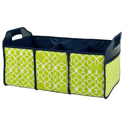 Picnic at Ascot - Original Folding Trunk Organizer with Durable No Sag Design
