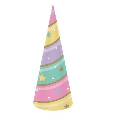 24ct Sparkle Unicorn Horn Hat