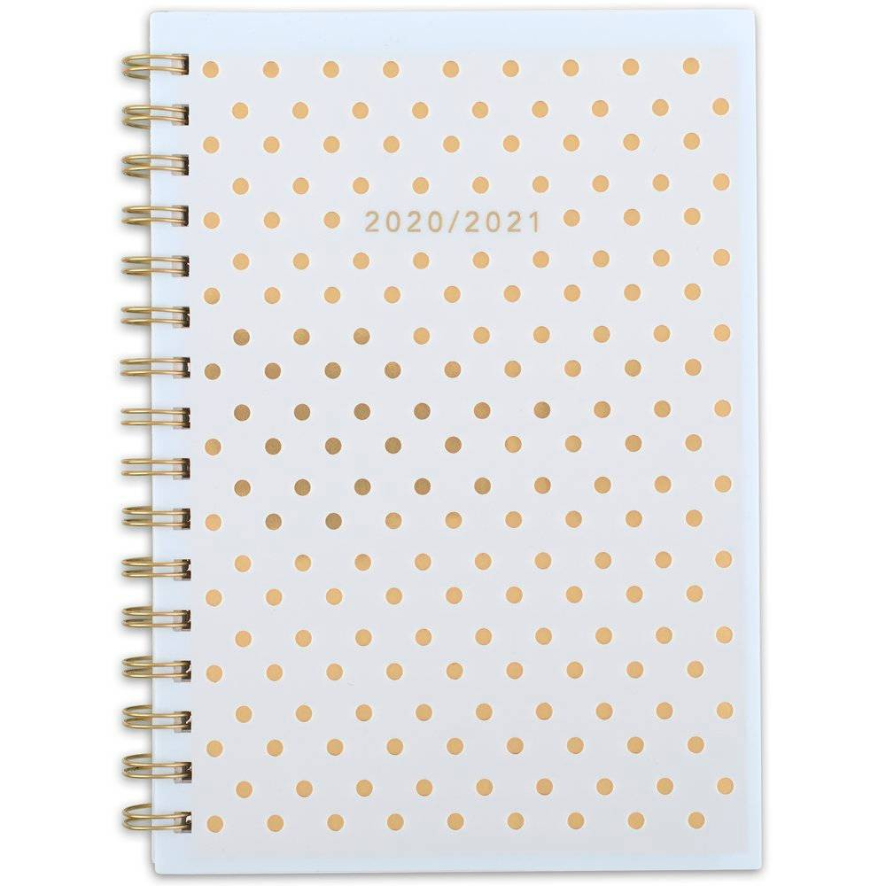 "Image of ""2020-21 Academic Planner 5.5"""" x 8.5"""" Blue - Knot + Bow"""