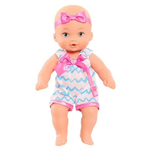 Waterbabies Giggly Wiggly Doll - Aqua - image 1 of 3
