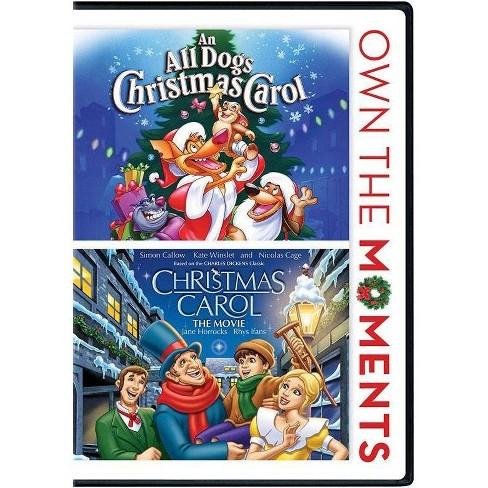 An All Dogs Christmas Carol.An All Dogs Christmas Carol Christmas Carol Dvd