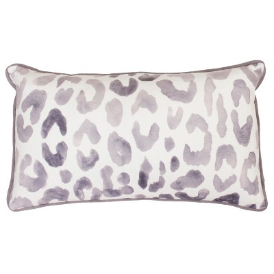 Miron Cheeta Print Throw Pillow - Decor Therapy