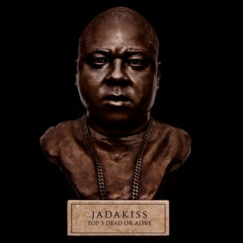 Jadakiss - Top 5 dead or alive (CD) - image 1 of 1