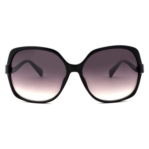 a0c50fd941f Women s Oversized Sunglasses - A New Day™ Black   Target