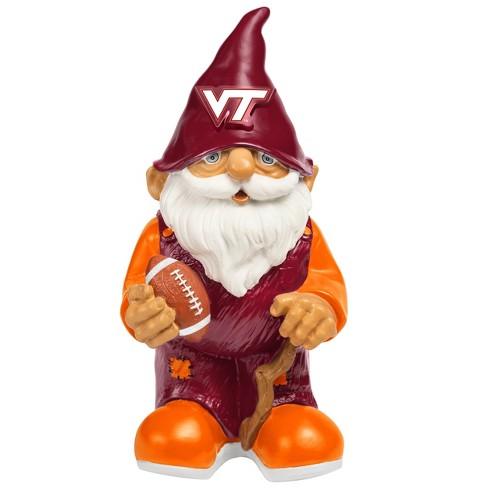 """NCAA Virginia Tech Hokies Mini 8"""" Gnome - image 1 of 1"""