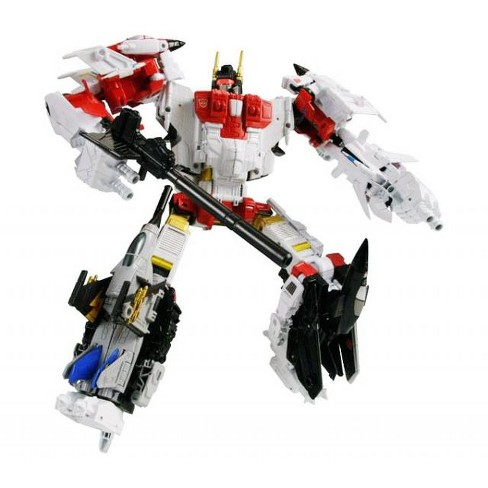 Transformers Unite Warriors - UW-01 - Superion Set of 5 Action Figures - image 1 of 6