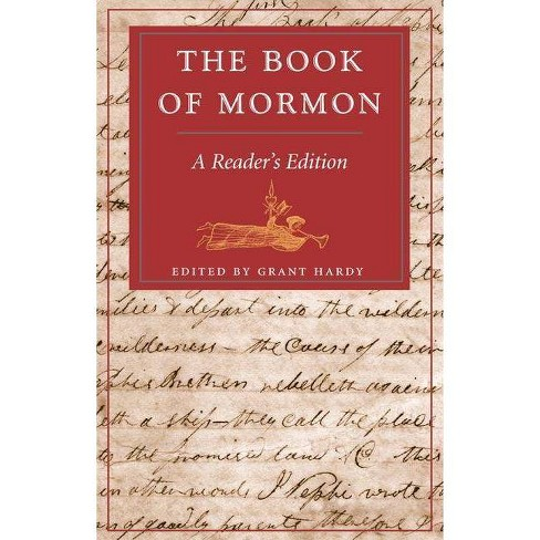 The Book of Mormon - (Paperback) - image 1 of 1