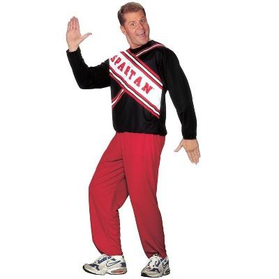 Saturday Night Live Saturday Night Live Male Spartan Cheerleader Adult Costume