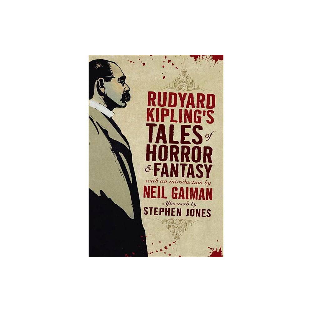 Rudyard Kipling S Tales Of Horror And Fantasy Paperback