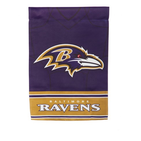NFL Two-Sided Jersey Garden Flag - image 1 of 2