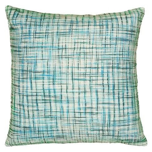 Spacedye Throw Pillow - Rizzy Home® - image 1 of 2
