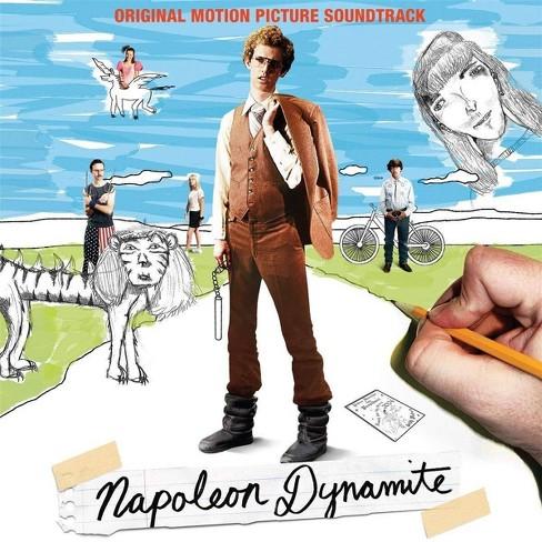 Various Artists - Napoleon Dynamite (Original Motion Pictu (Vinyl) - image 1 of 1