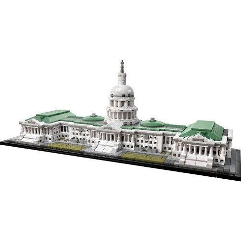 LEGO Architecture United States Capitol Building 21030 - image 1 of 4
