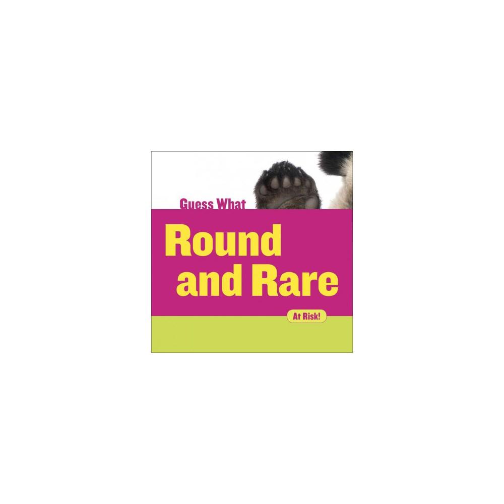 Round and Rare : Giant Panda (Paperback) (Felicia Macheske)