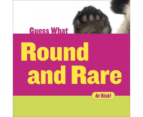 Round and Rare : Giant Panda (Paperback) (Felicia Macheske) - image 1 of 1