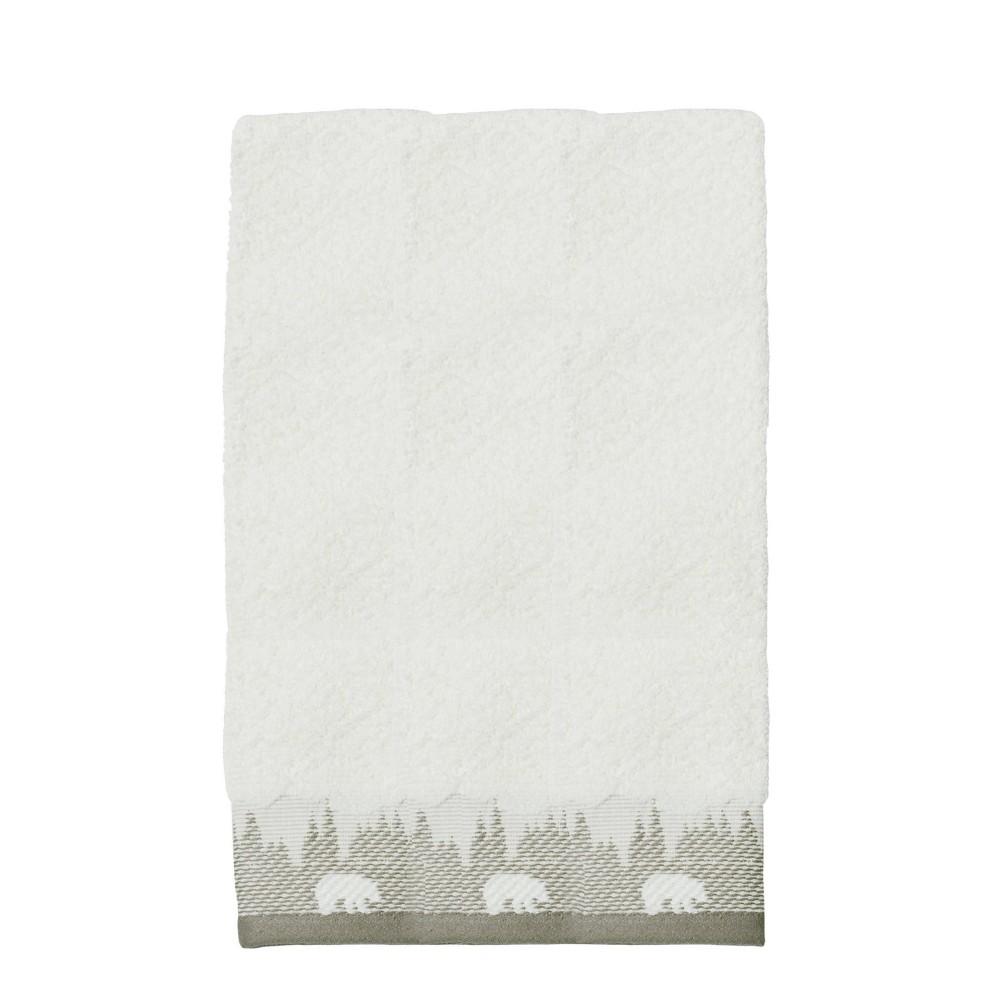 Image of Saranac Hand Towel Natural - Destinations