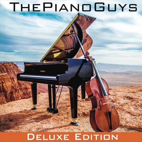 The Piano Guys - Piano Guys (CD & DVD) (Deluxe Edition) - image 1 of 2