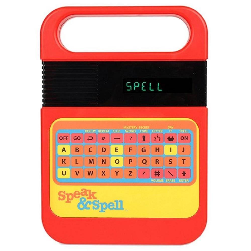 Speak 38 Spell Electronic Game