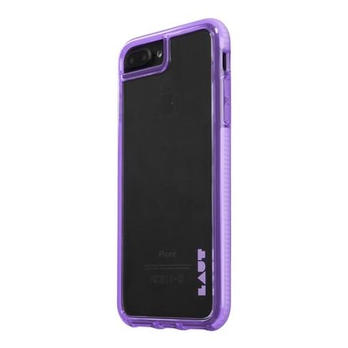 the latest 85578 bd579 LAUT Apple iPhone 8 Plus/7 Plus/6s Plus/6 Plus Case Fluro - Lavender
