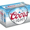 Coors Light Beer - 24pk/12 fl oz Cans - image 2 of 4