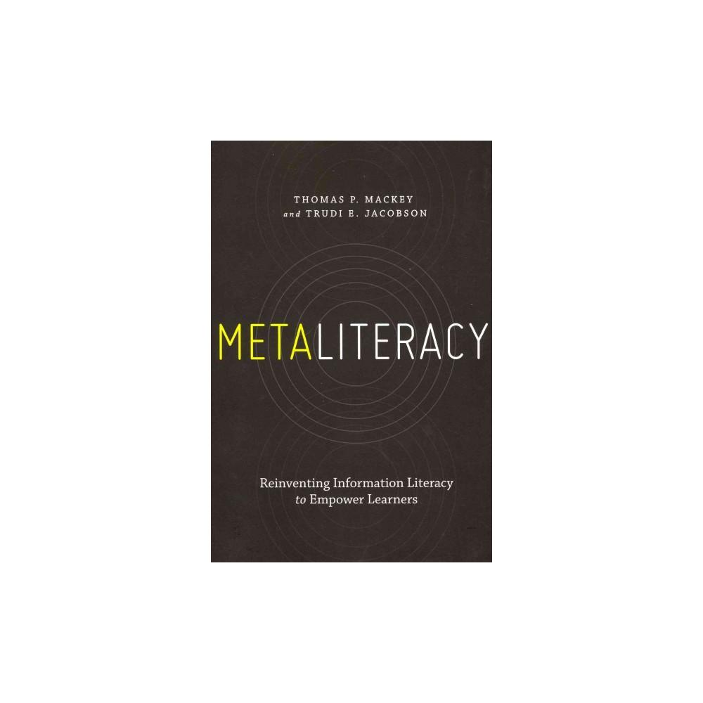 Metaliteracy (Paperback), Books