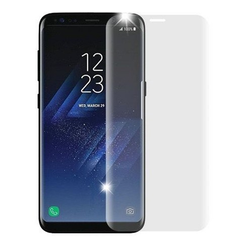 MYBAT Clear Tempered Glass LCD Screen Protector Film Cover For Samsung Galaxy S8 - image 1 of 4