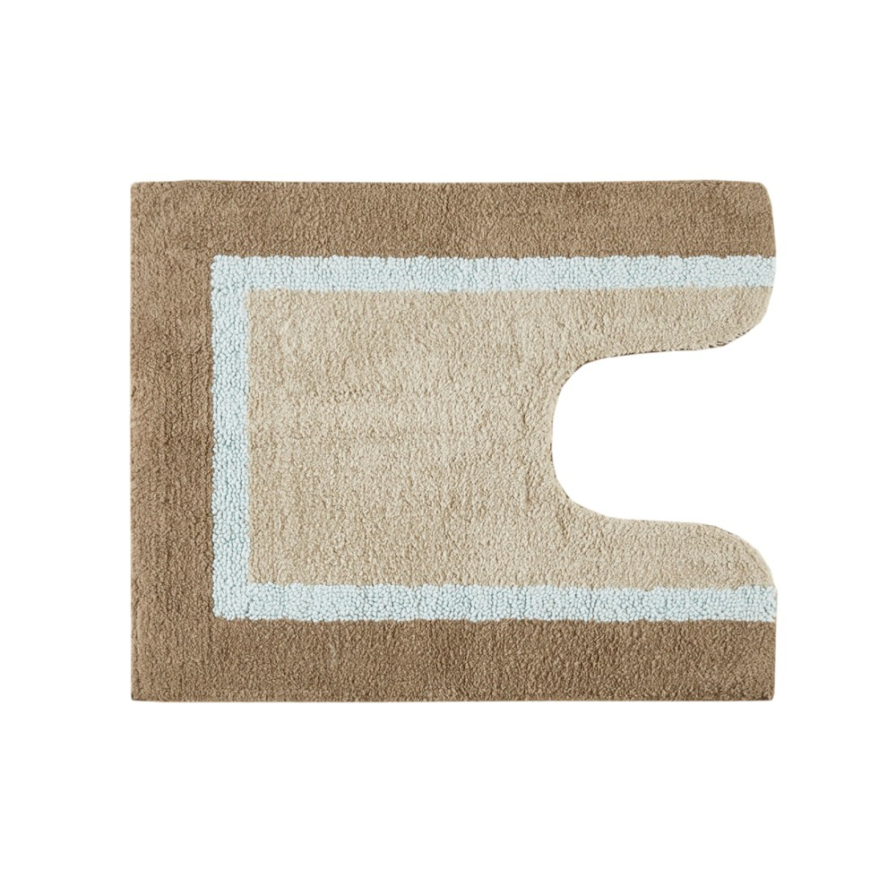"Image of ""20""""x24"""" Bath Rugs And Mats Blue"""