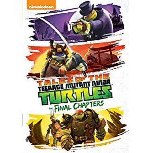 Tales of the Teenage Mutant Ninja Turtles: The Final Chapters (DVD) - image 1 of 1