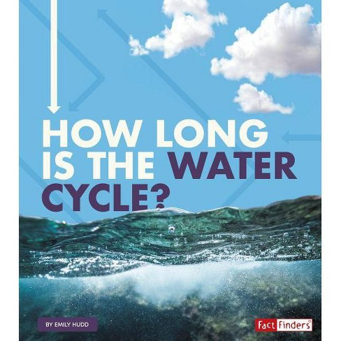 How Long Is the Water Cycle? - (How Long Does It Take?) by  Emily Hudd (Paperback) - image 1 of 1