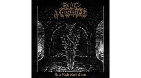 Gods Forsaken - In A Pitch Black Grave (Vinyl) - image 1 of 1