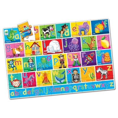 The Learning Journey Jumbo Floor Puzzles Alphabet 50 pcs