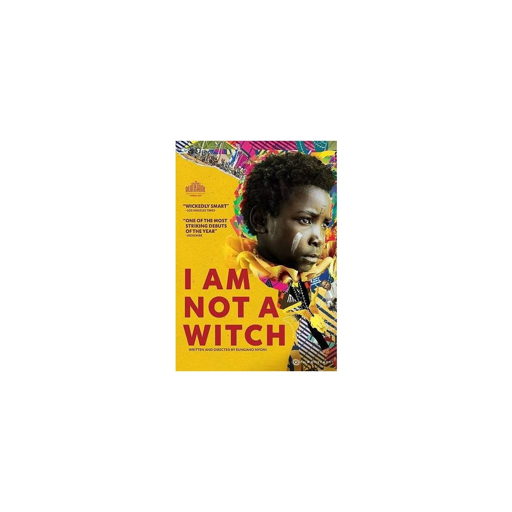 I Am Not A Witch (Dvd), Movies