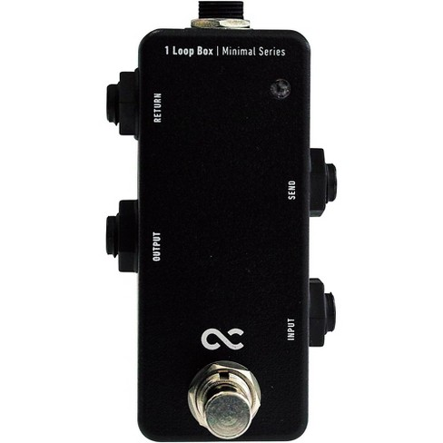 One Control Minimal AB Box Passive Switchable Loop Pedal - image 1 of 3
