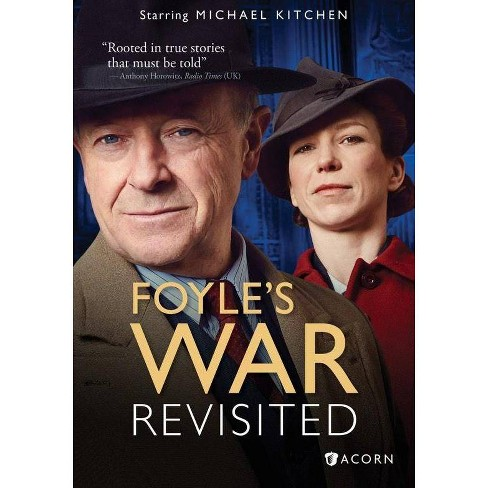 Foyle's War Revisted (DVD) - image 1 of 1
