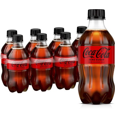 Coca-Cola Zero Sugar - 8pk/12 fl oz Bottles