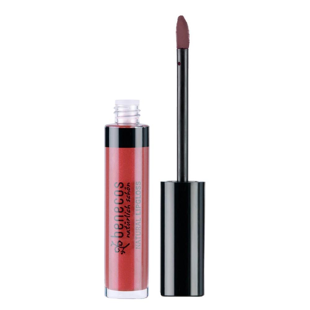 Image of benecos Natural Lip Gloss Red - 0.16oz
