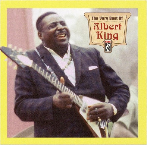 Albert king - Very best of albert king (CD) - image 1 of 1