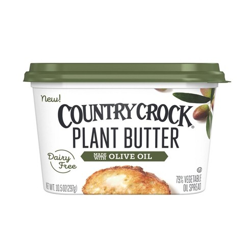 Country Crock Olive Oil Plant Butter - 10.5oz - image 1 of 2