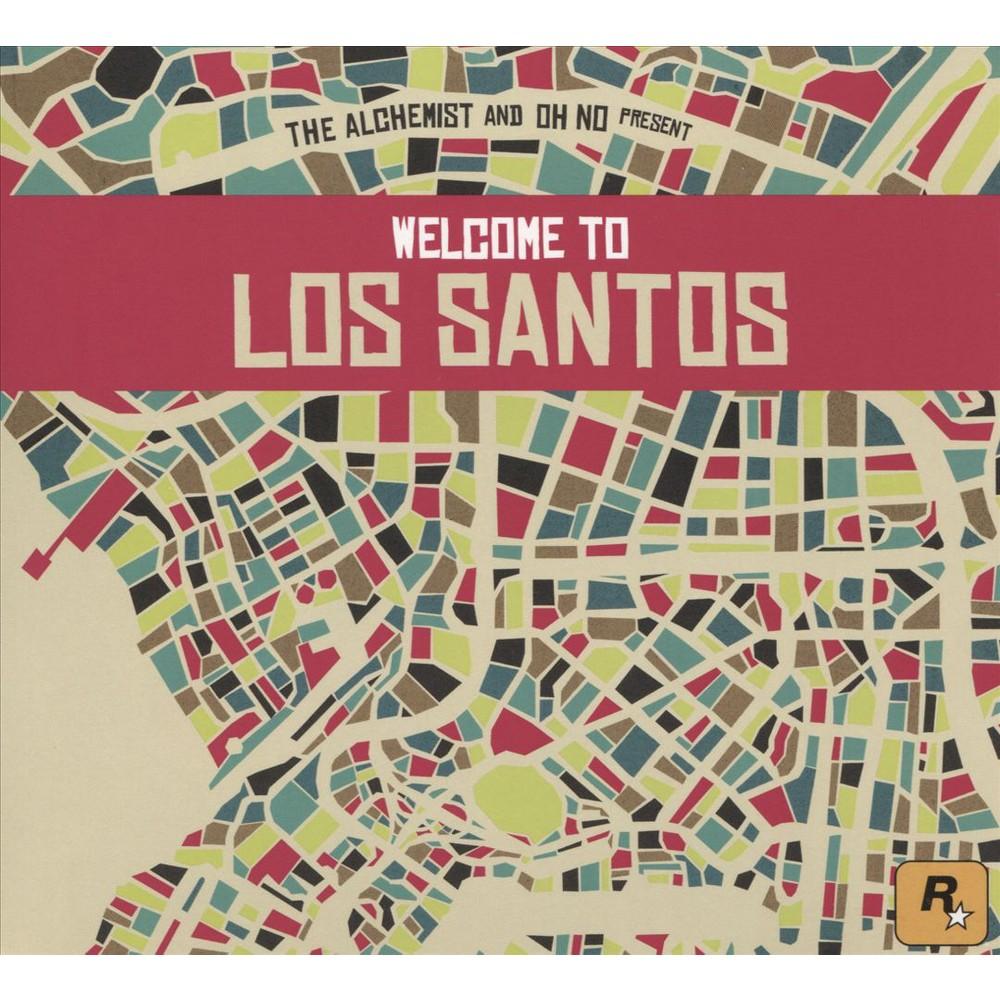 Alchemist - Alchemist/Oh No:Welcome To Los Santos (CD)