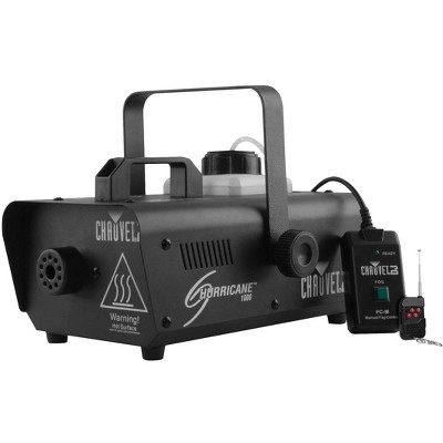 Chauvet DJ Hurricane 1000 Fog/Smoke Machine with Remote (Certified Refurbished)