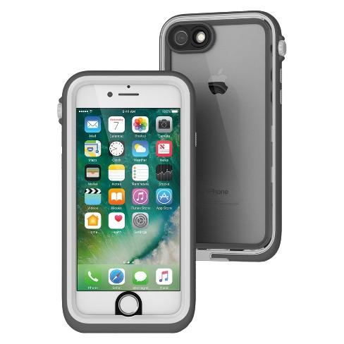 designer fashion fa58f 0b32e iPhone 7 Waterproof Case - Catalyst - White