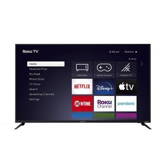 "Element 55"" 4K UHD Roku TV"
