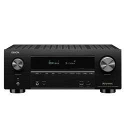 Denon AVR-X3500H 7.2-Channel 4K AV Receiver with HEOS (Manufacturer Refurbished)