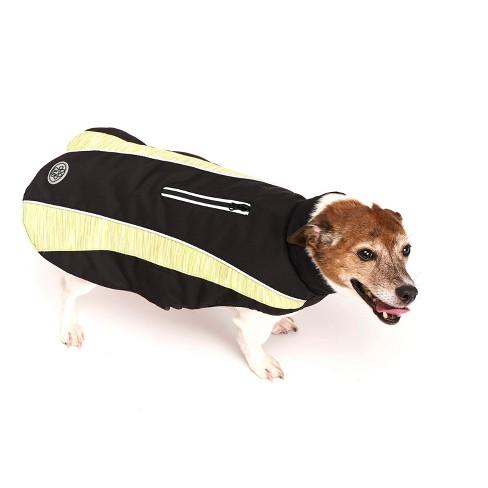 Royal Animals Spacedye Dog Jacket - Yellow - image 1 of 4