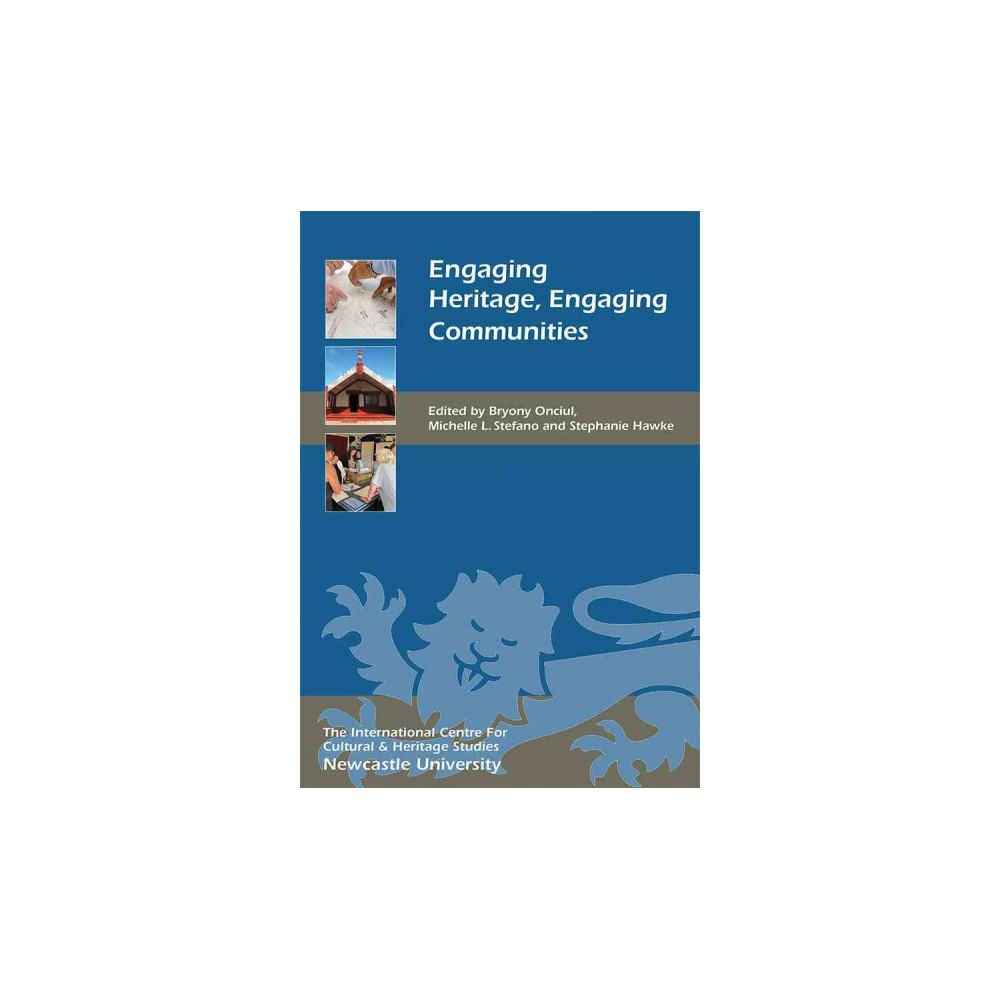 Engaging Heritage, Engaging Communities (Vol 20) (Hardcover)