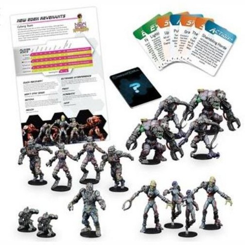 New Eden Revenants - Cyborg Team Miniatures Box Set - image 1 of 1