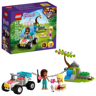 LEGO Friends Vet Clinic Rescue Buggy Building Toy 41442