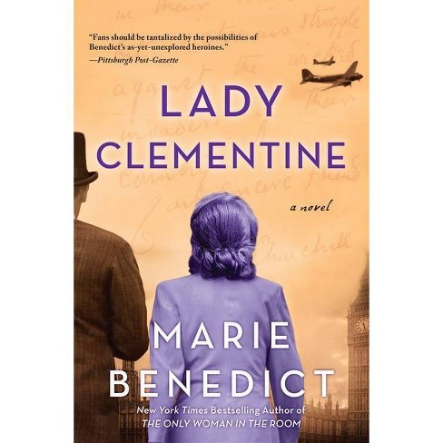 Lady Clementine - by Marie Benedict - image 1 of 1