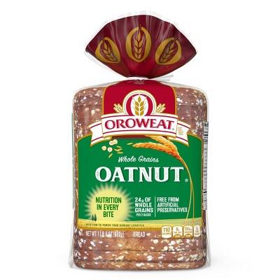 Oroweat Oatnut Bread - 24oz